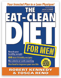 eat clean diet for men